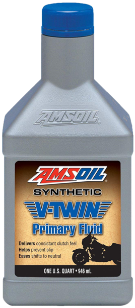 Synthetic V-Twin Primary Fluid