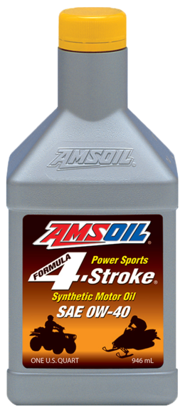 SAE OW-40 4 Stroke Synthetic Motor Oil