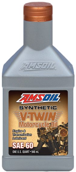 V-Twin Motorcycle Oil SAE 60